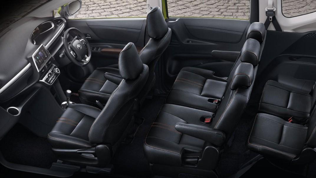 Toyota Sienta 2020 Interior 020
