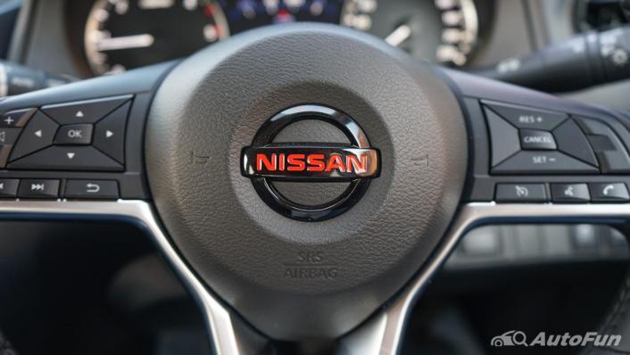 2021 Nissan Navara PRO-4X Interior 003