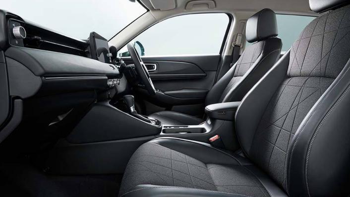 2021 Honda HR-V Upcoming Version Interior 004