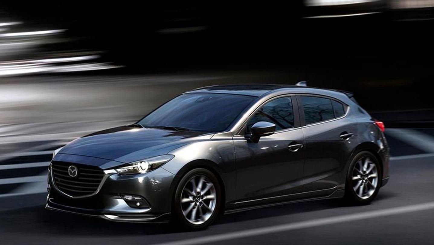 Mazda 3 Fastback 2020 Exterior 001