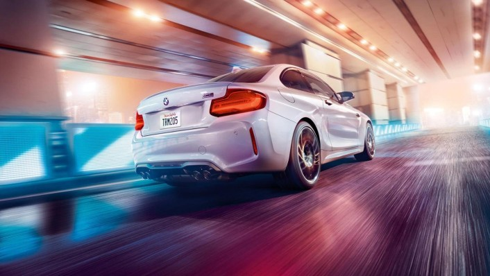 BMW M2-Coupe 2020 Exterior 009
