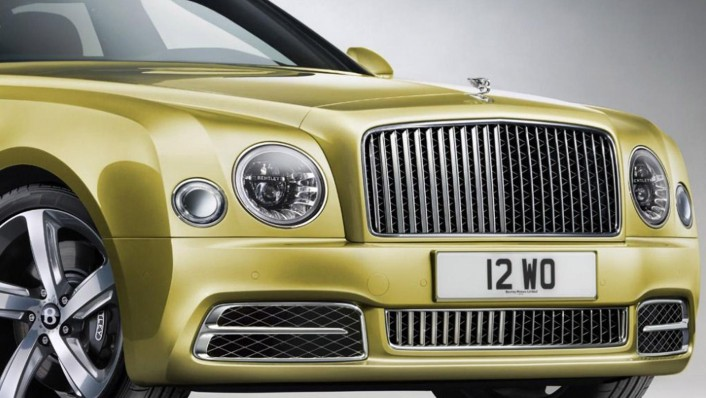 Bentley Mulsanne Public 2020 Exterior 005