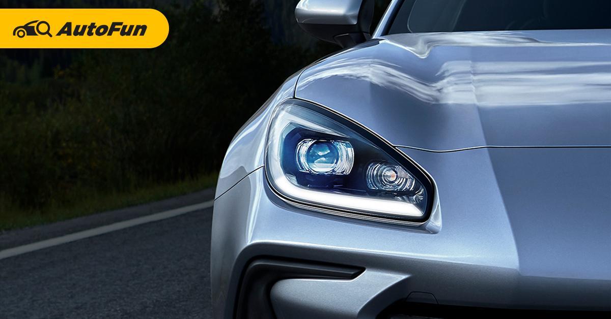 คล้าย Porsche!? เผยทีเซอร์ 2022 Subaru BRZ เจนเนอเรชั่นใหม่เปิดตัวกลางเดือนพ.ย.นี้ 01