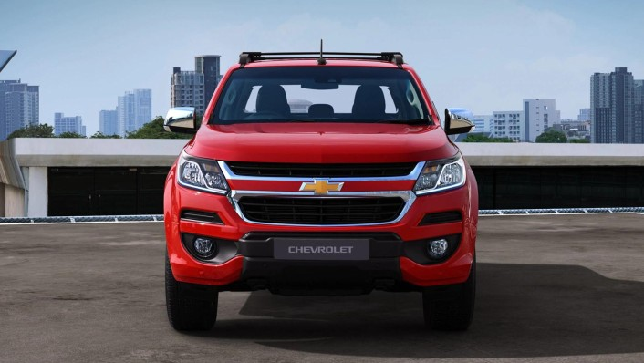 Chevrolet Colorado 2020 Exterior 004