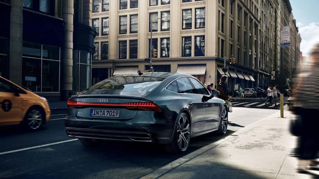 Audi A7 Sportback 2020 Exterior 015