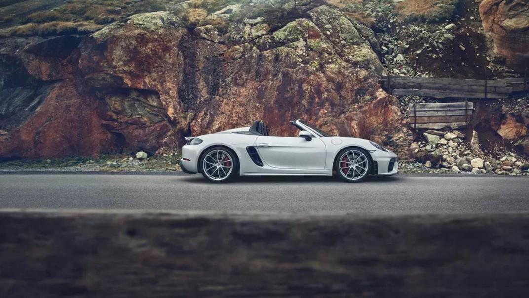 Porsche 718 2020 Exterior 023