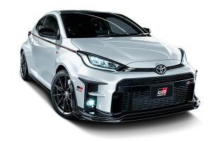 ยลโฉม Toyota GR Yaris แต่งหล่อพร้อม Supra และรุ่นอื่นอีกเพียบงานโตเกียว ออโต้ ซาลอน