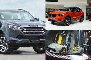 Top 10 รถใหม่ 2020 ที่เปิดตัวกระชากใจ คนไทยว้าว มีทั้งค่ายญี่ปุ่นและยุโรป
