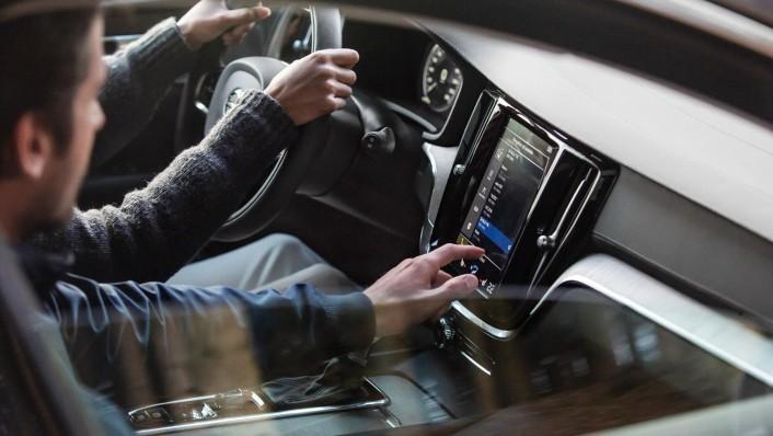 Volvo V60 2020 Interior 005