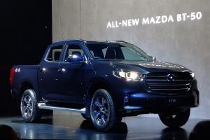 เปิดตัว 2021 Mazda BT-50 เผยราคา 553,000 - 1,153,000 บาท กระบะทนทาน ผสานความสวยหรู