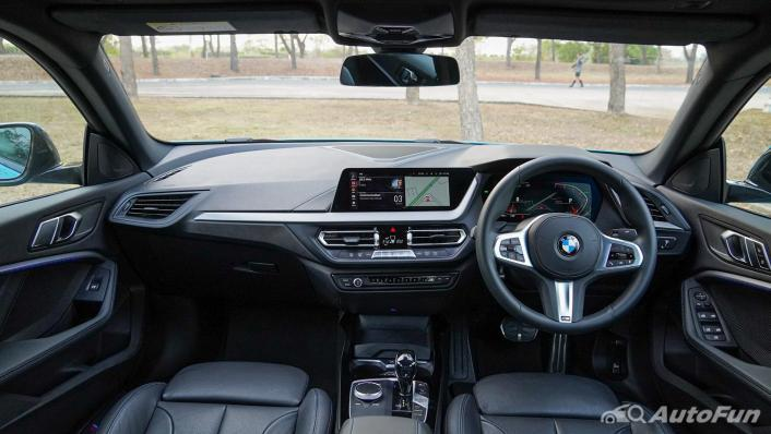 2021 BMW 2 Series Gran Coupe 220i M Sport Interior 001