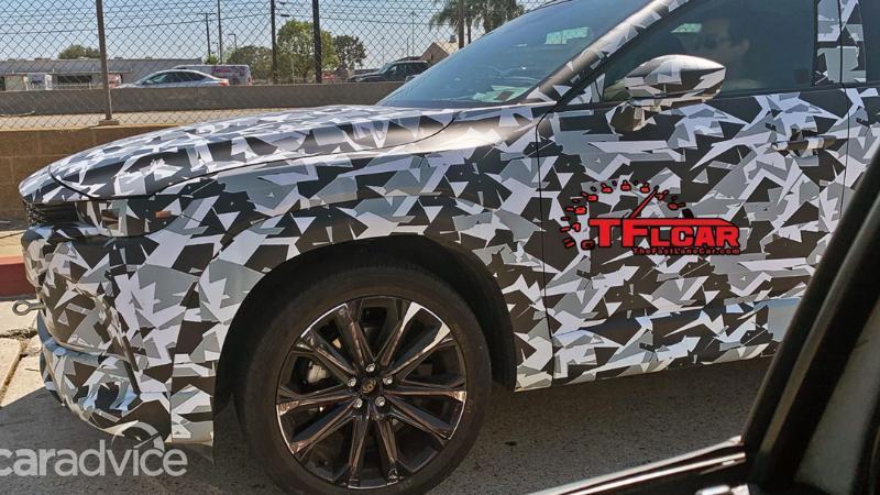 2022 Mazda CX-5 สปายช็อตล่าสุด เหลี่ยมคมแบบนี้ปีหน้ารอจองเลยไหม? 02