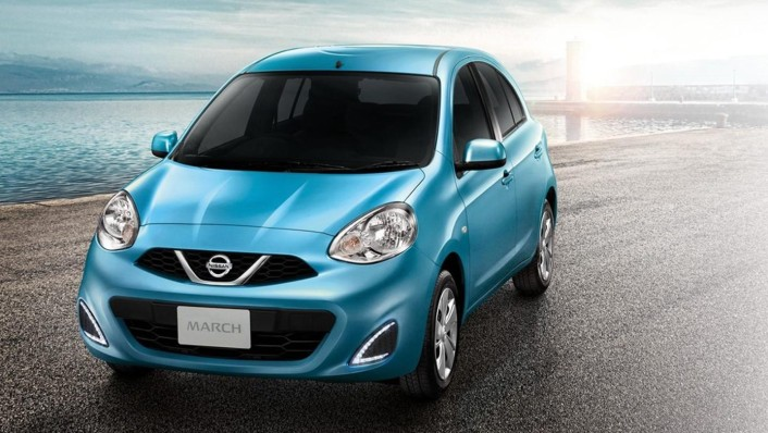 Nissan March 2020 Exterior 006