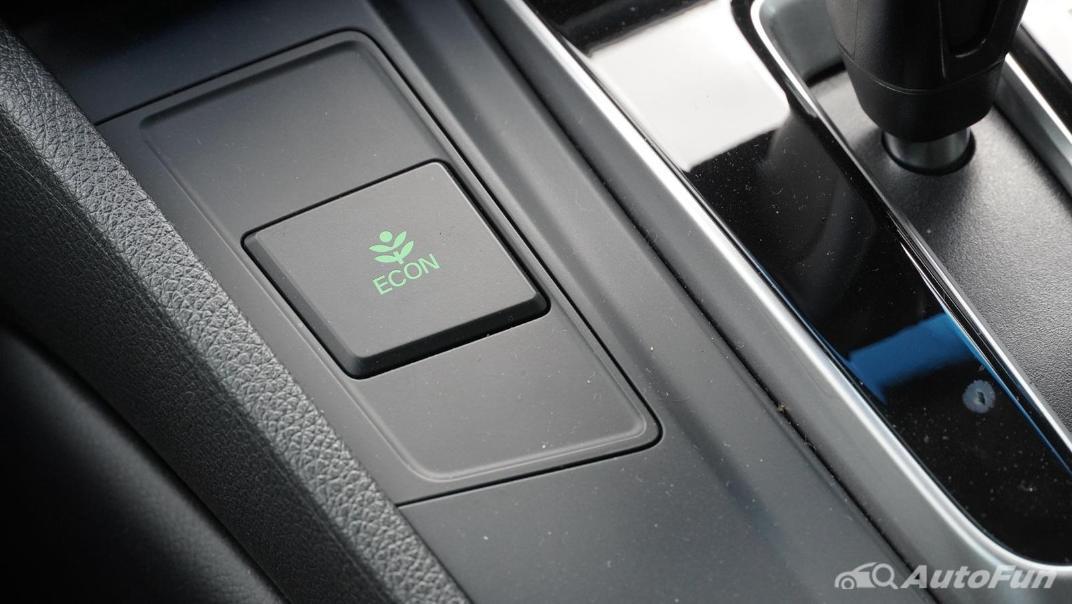 2020 Honda CR-V 2.4 ES 4WD Interior 024