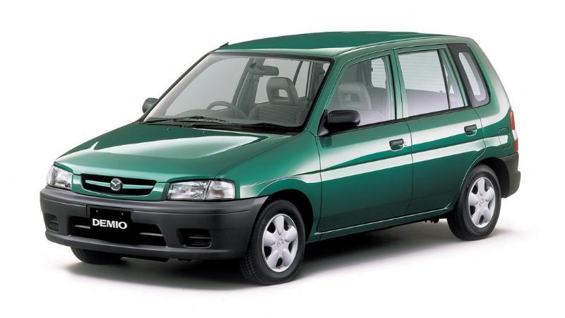 ย้อนชมประวัติกันแบบคร่าว ๆ Mazda 2/Demio จากจอเกม สู่ท้องถนนประเทศไทย! 02
