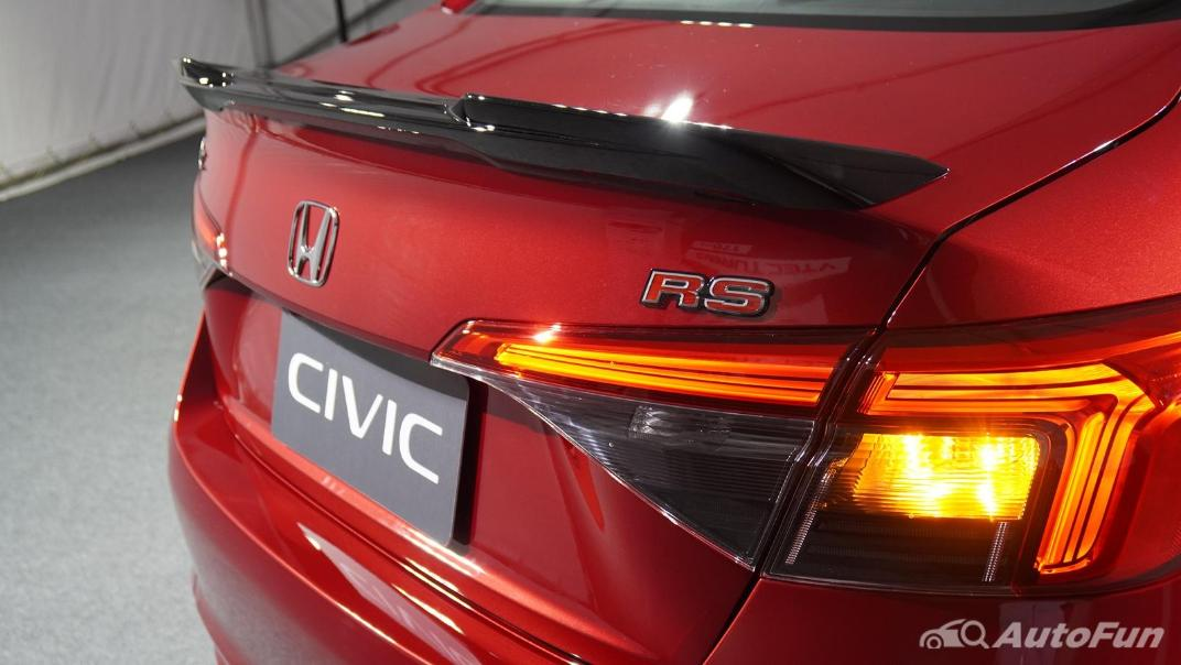 2022 Honda Civic RS Exterior 083