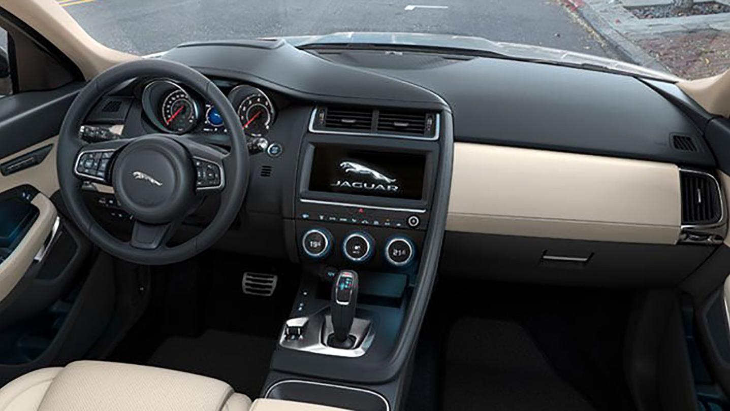 Jaguar E-Pace Public 2020 Interior 005