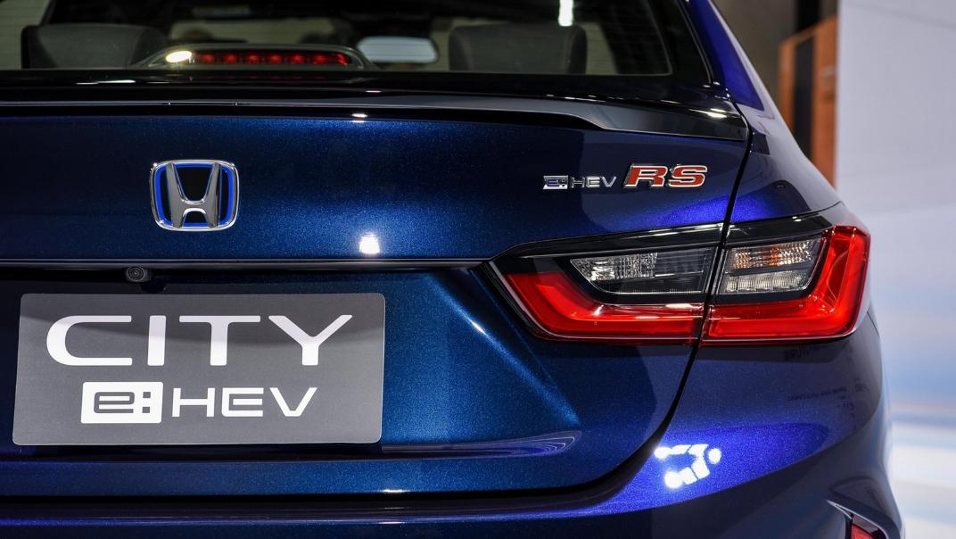 2021 Honda City e:HEV RS Exterior 059