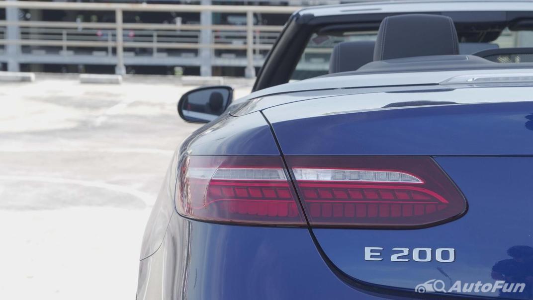 2021 Mercedes-Benz E-Class Cabriolet E 200 AMG Dynamic Exterior 041