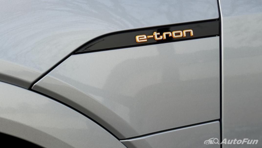 2020 Audi E Tron Sportback 55 quattro S line Exterior 047