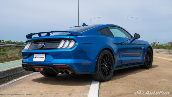 2020 Ford Mustang 5.0L GT Exterior 010