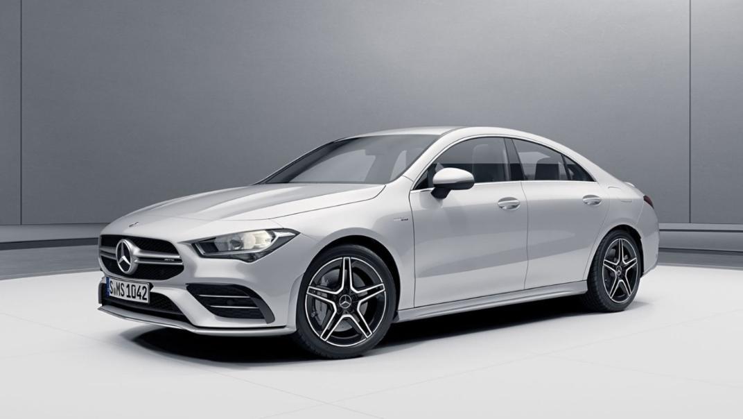 Mercedes-Benz CLA-Class 2020 Exterior 009
