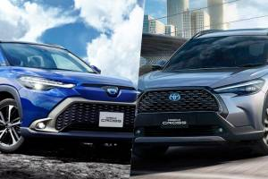 ชมคันจริง 2021 Toyota Corolla Cross เทียบสเปคไทยกับญี่ปุ่น ต่างกันตรงไหน ? เอาปากกามาวง