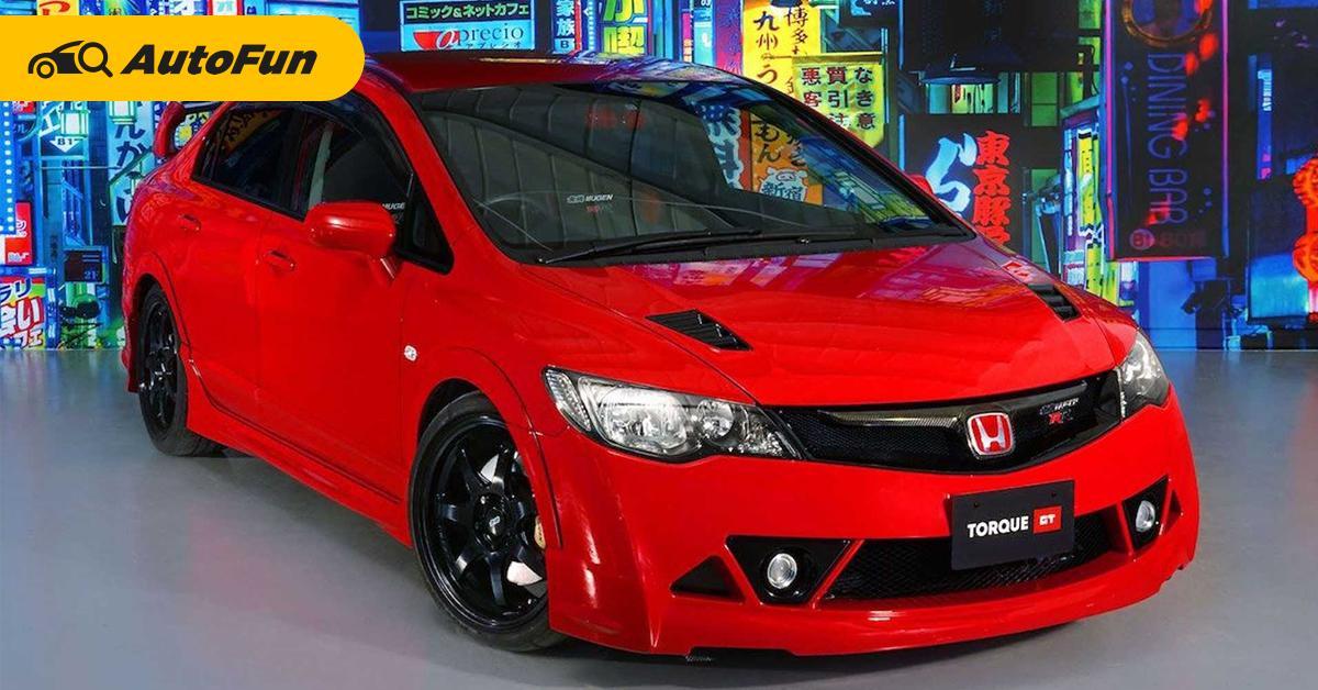 หาคำตอบทำไม Honda Civic Type R อายุกว่า 10 ปีคันนี้ถึงแพงกว่า 2021 Nissan GT-R! 01
