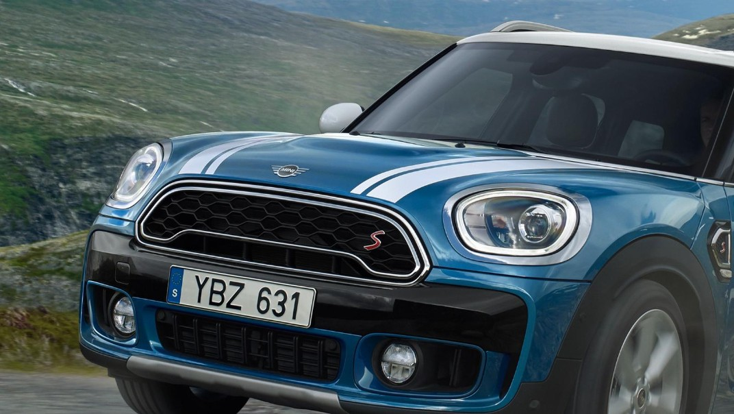 Mini Countryman 2020 Exterior 013