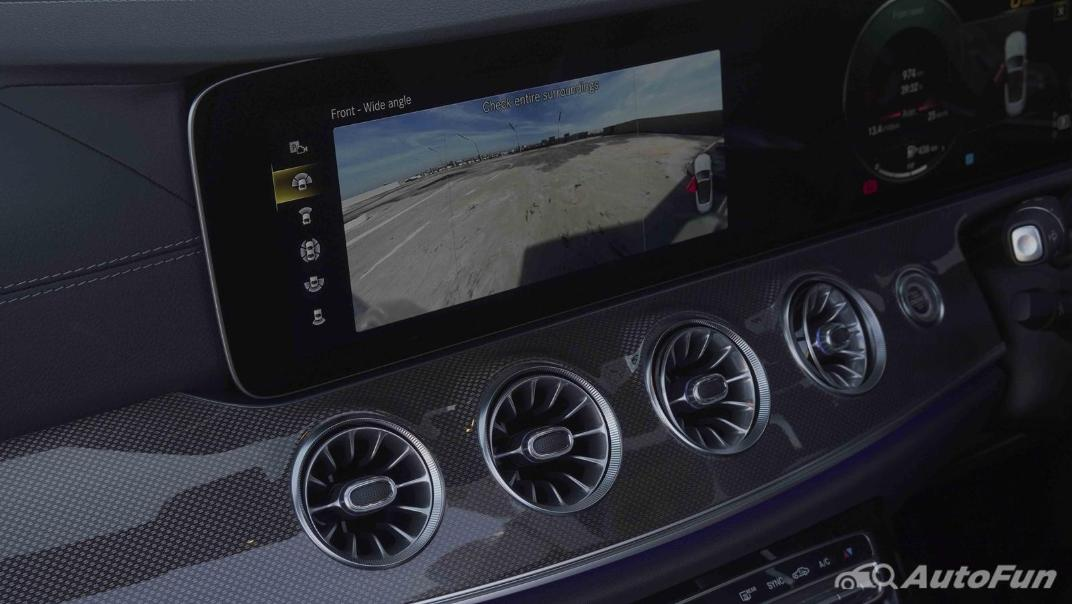 2021 Mercedes-Benz E-Class Cabriolet E 200 AMG Dynamic Interior 022
