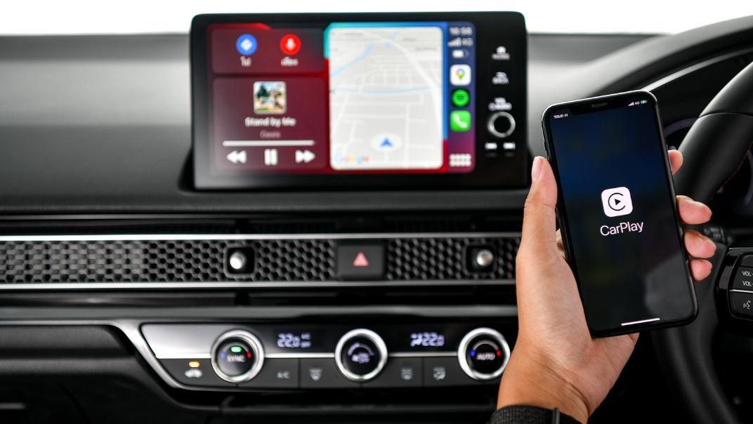 2022 Honda Civic RS Interior 063