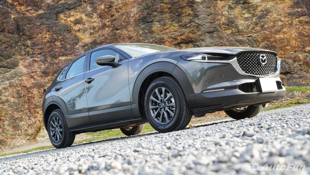 2020 Mazda CX-30 2.0 C Exterior 041