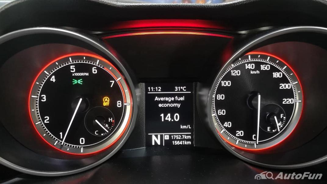 2020 Suzuki Swift 1.2 GL CVT Interior 002