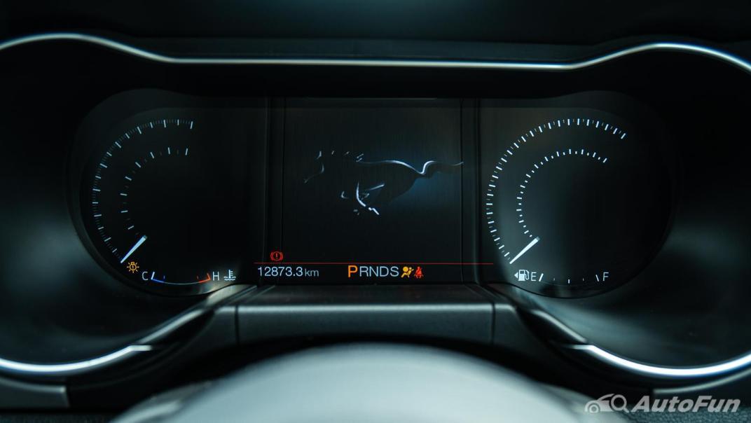 2020 Ford Mustang 5.0L GT Interior 011