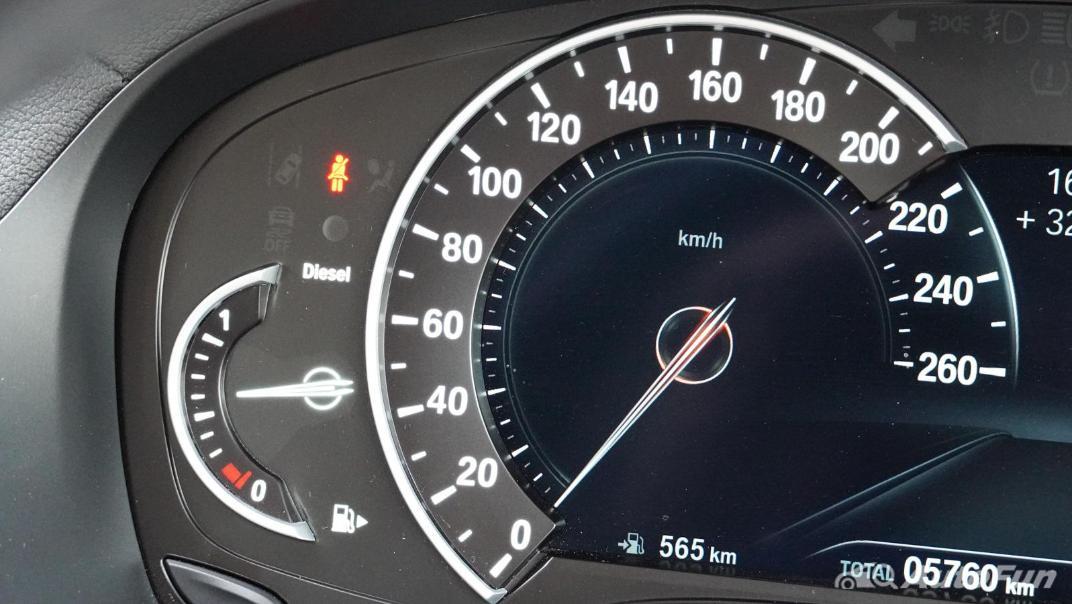 2020 2.0 BMW X3 xDrive20d M Sport Interior 005