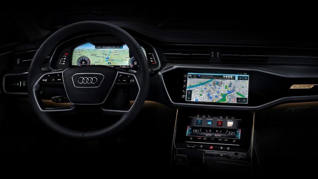 Audi A7 Sportback Public 2020 Interior 004