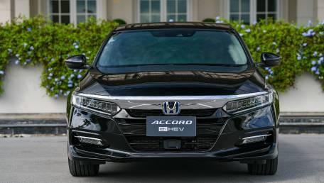 2021 Honda Accord 2.0L e:HEV EL+ ราคารถ, รีวิว, สเปค, รูปภาพรถในประเทศไทย   AutoFun