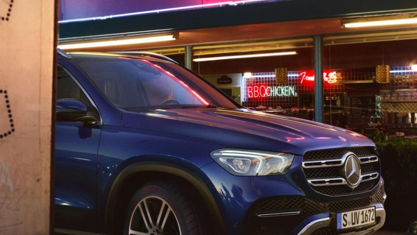 Mercedes-Benz GLE-Class 2020 Exterior 008