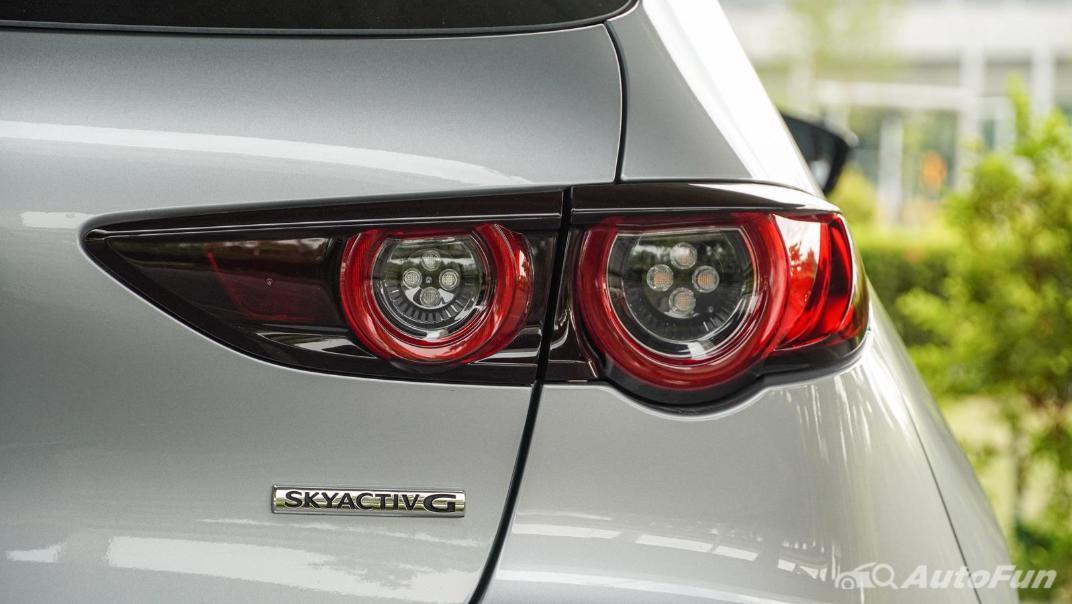 2020 Mazda 3 Fastback 2.0 SP Sports Exterior 017