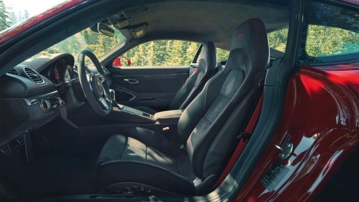 Porsche 718 2020 Interior 007