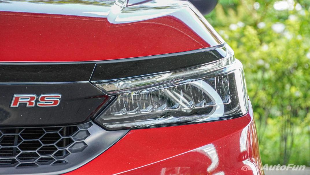 2020 Honda City 1.0 RS Exterior 015