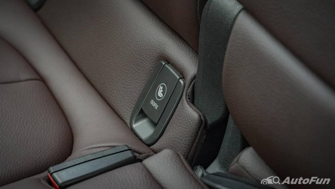 2021 BMW X1 2.0 sDrive20d M Sport Interior 034