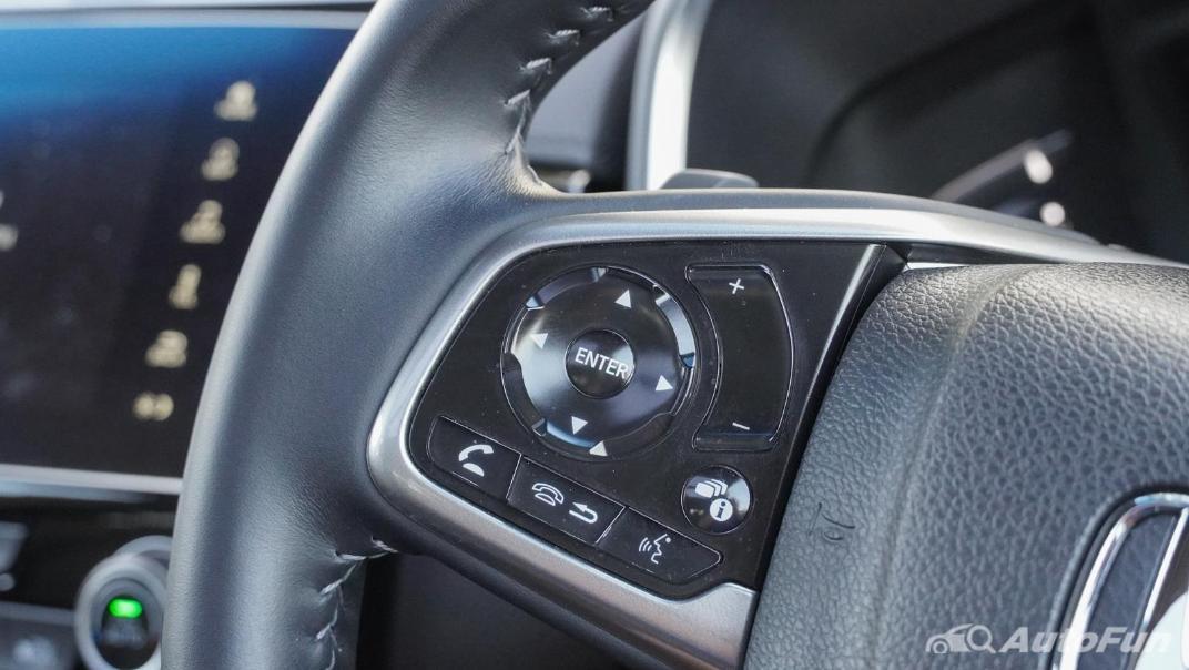 2020 1.6 Honda CR-V DT-EL 4WD Interior 004
