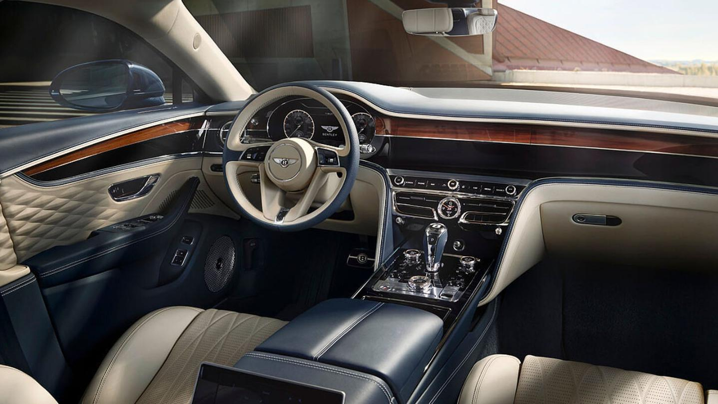 Bentley Flying Spur Public 2020 Interior 003