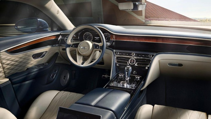 Bentley Flying Spur 2020 Interior 003