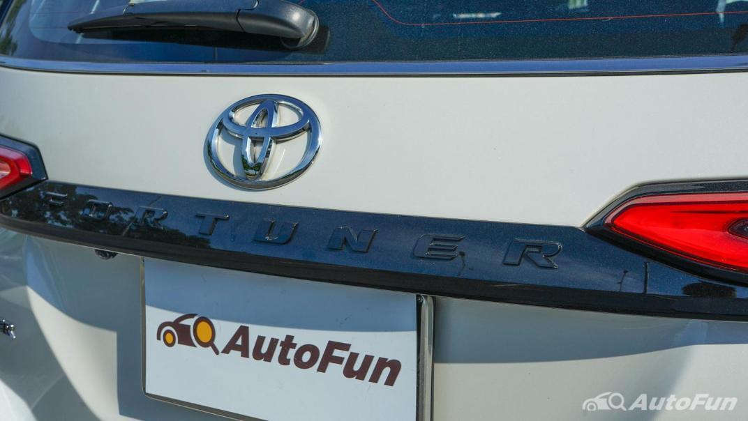 2020 Toyota Fortuner 2.8 Legender 4WD Exterior 018