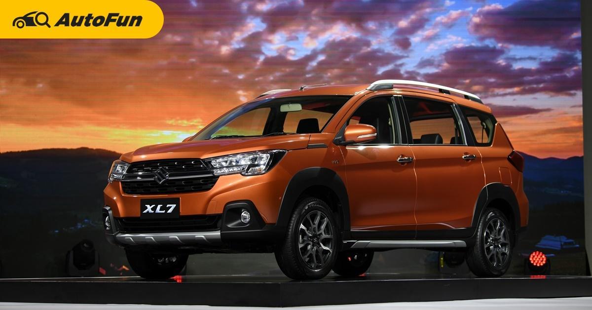 Suzuki XL7 (ซูซูกิ เอ็กซ์แอ7)