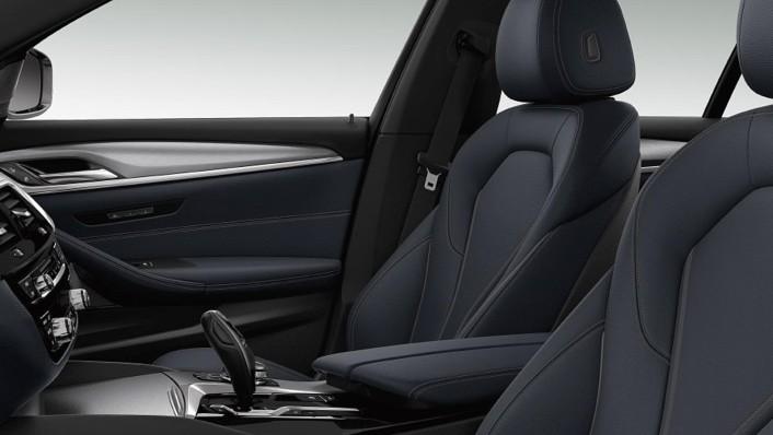 BMW 5-Series-Sedan 2020 Interior 005