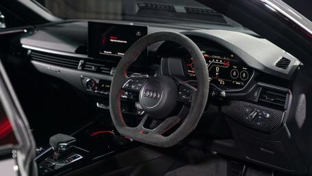 2021 Audi RS 5 Coupe quattro ราคารถ, รีวิว, สเปค, รูปภาพรถในประเทศไทย | AutoFun