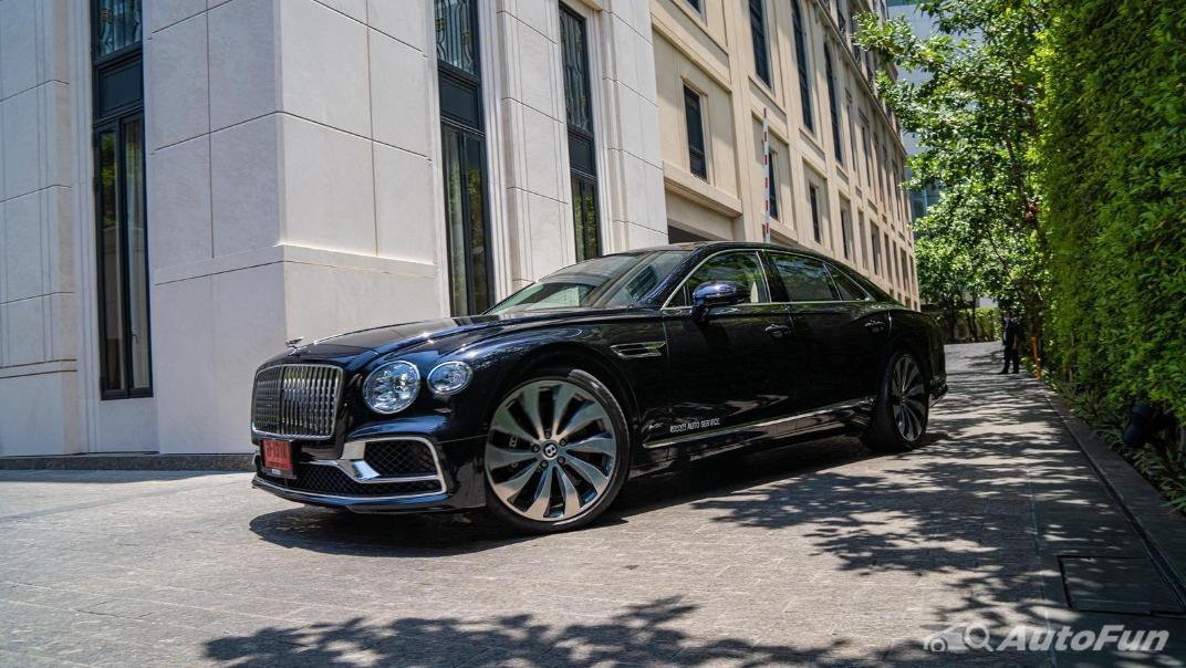 2020 Bentley Flying Spur 6.0L W12 Exterior 039